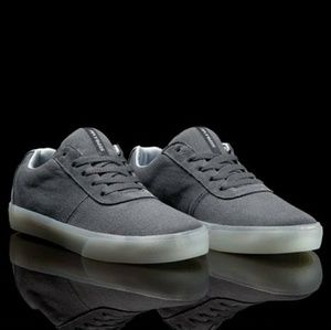 Supra strike low top silhouette